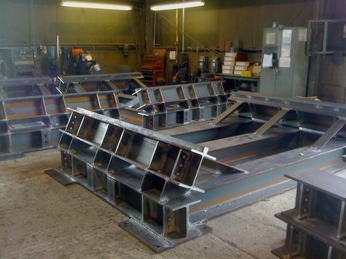 Car park-heavy Fabrications