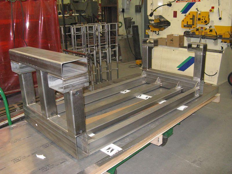 Chember welding Frames