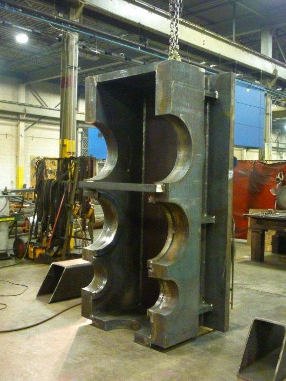Heavy-Plate-Welding