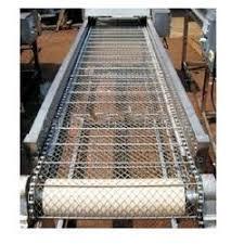Mesh type conveyor
