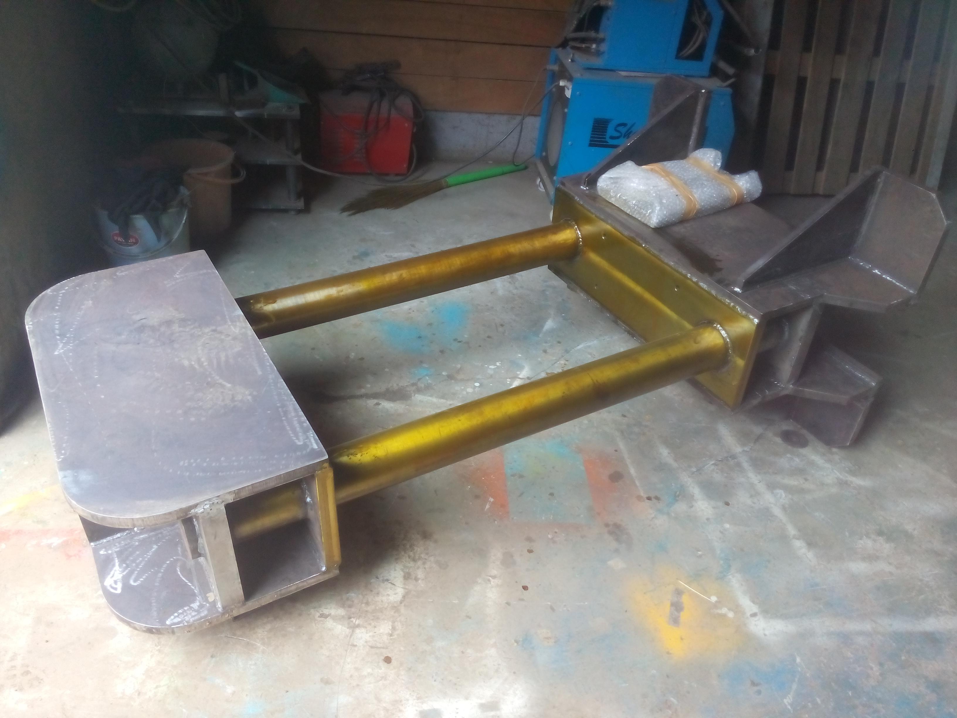 Press machine welding- photo-1