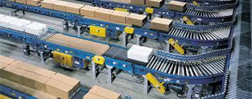 roller conveyor for industry