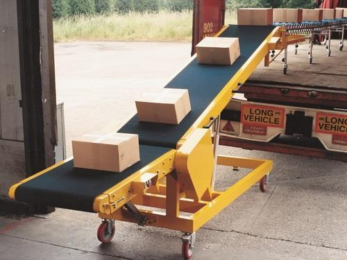 Truck loading conveyor-3