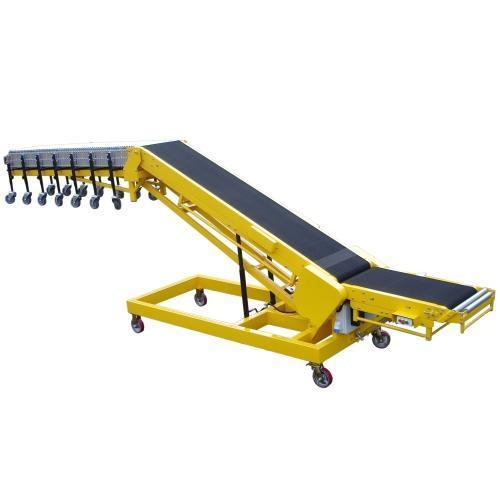 Truck loading conveyor-6