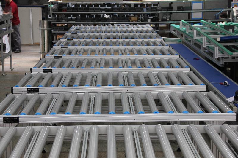 roller conveyor 8